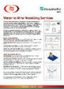 ITP and Fraunhofer IWES Water to Wire Modelling Services Brochure