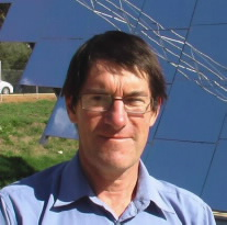 Dr. Keith Lovegrove, IT Power Concentrated Solar Power Specialist